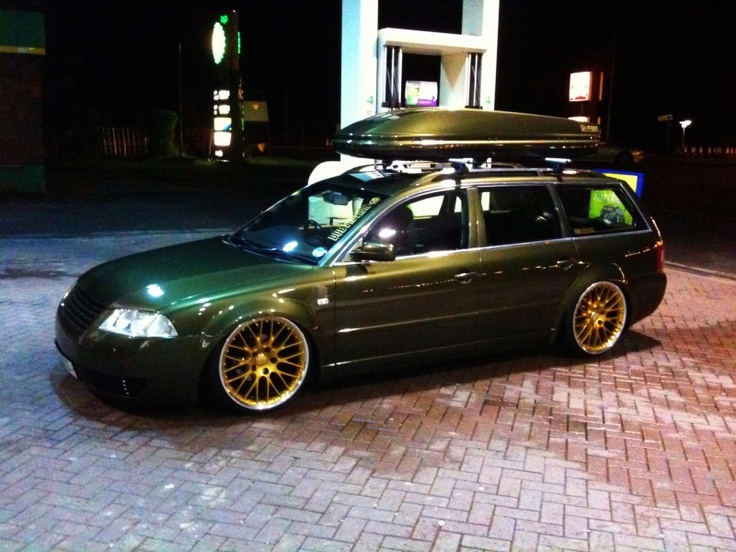 Check out Matt's stunning VW Passat slammed on air ride which has just been posted on our forums :)    Build thread: http://forums.topmotors.com/topic/665-my-passat/