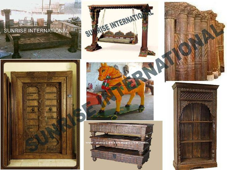 Wooden Antique Reproduction Designs, Bed, Book Shelf, Armories, Cabinets,  Figures,