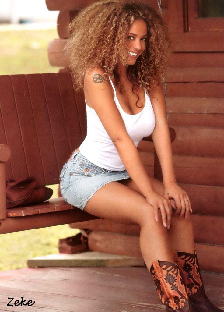 Image Result For Black Girls Blonde Hair