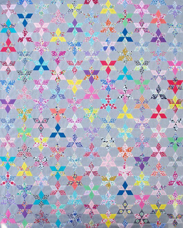125 besten Quilts und Patchworkdecken - Quiltmuster, Quiltblöcke ...