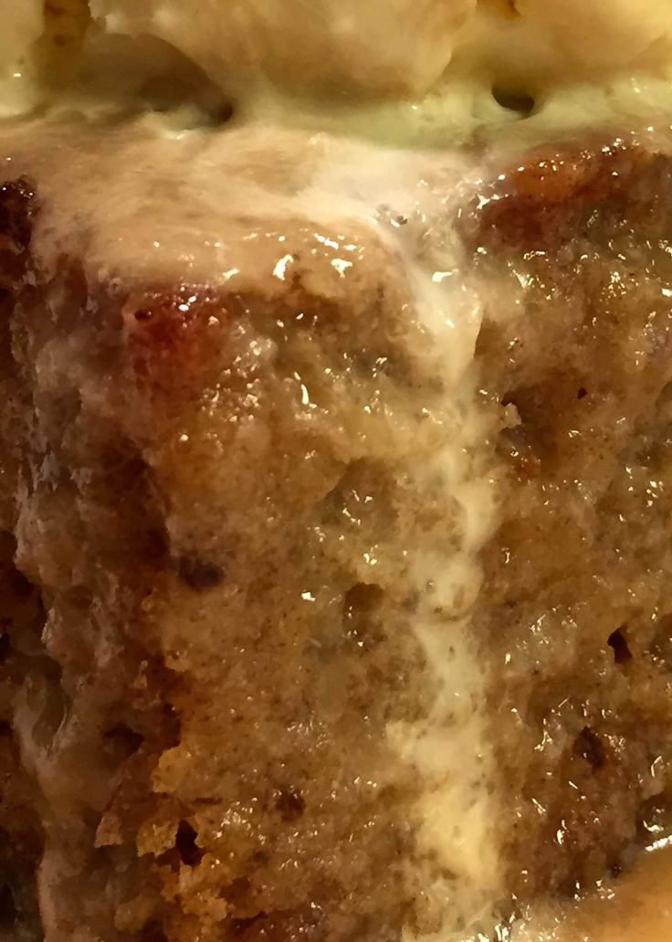 The BEST Sticky Toffee Pudding Cake -- maybe just the best cake ever! So rich, so buttery, it practically melts in your mouth!