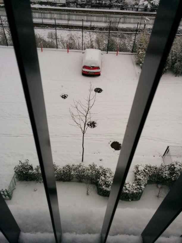 Kar ve kar ve yine kar