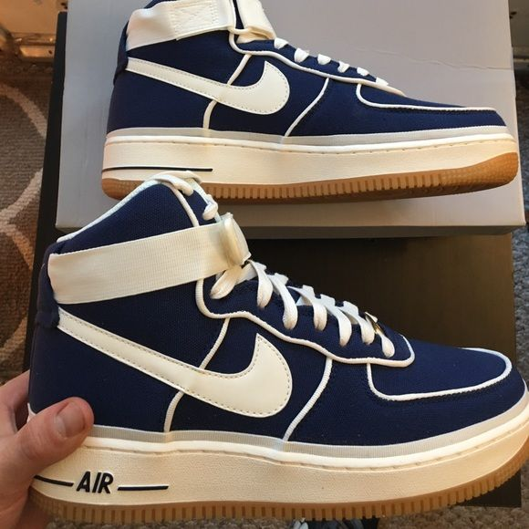 NWT Nike Air Force 1 High '07 LV8 New in Box, Air Force 1