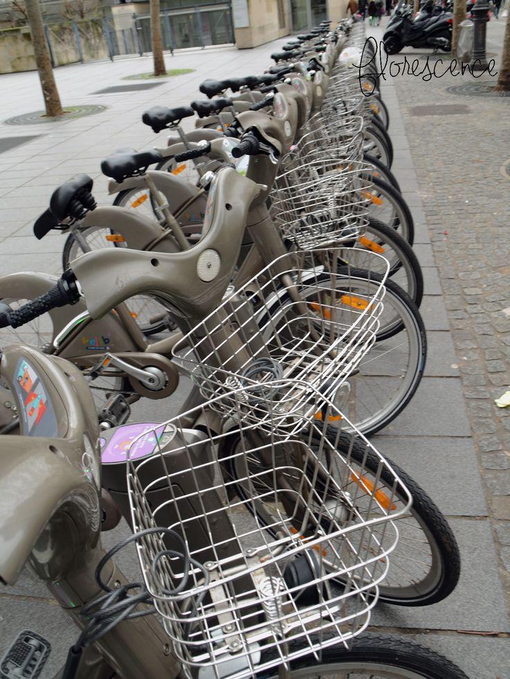 Popular transport, Paris, France (c) Floresence