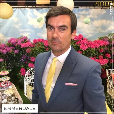 Jeff Hordley (Cain Dingle) (Summer 2016)