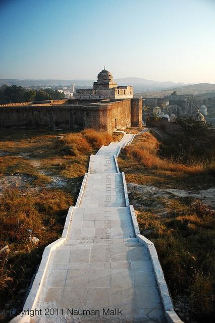 Katas Raj Mandir UNESCO World Heritage Site Pakistan