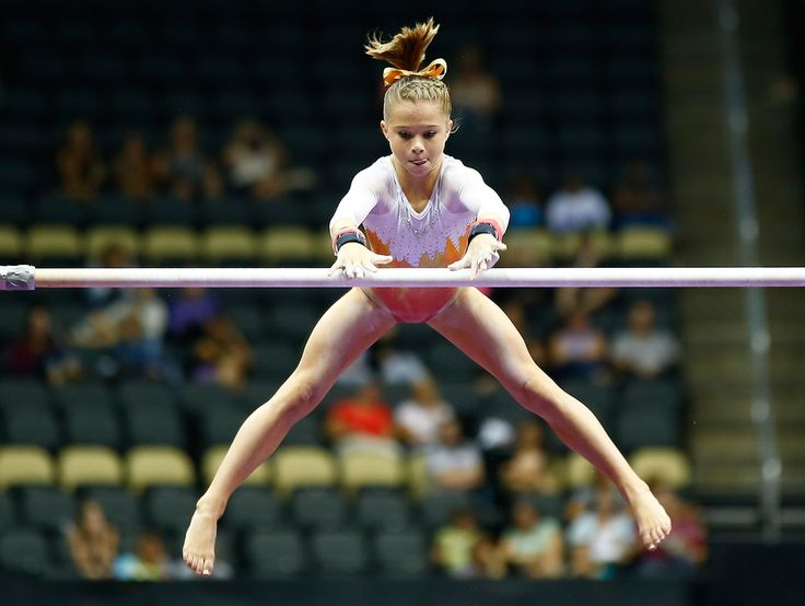 Ragan Smith Photos: P&G Gymnastics Championships