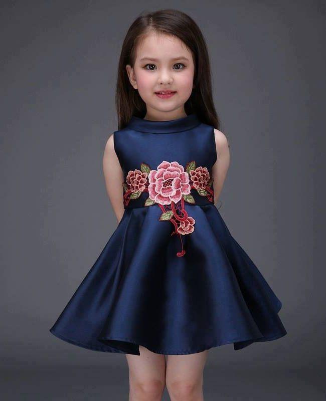 Vestidos Florales Para Una Princesa En Primavera Vestidos