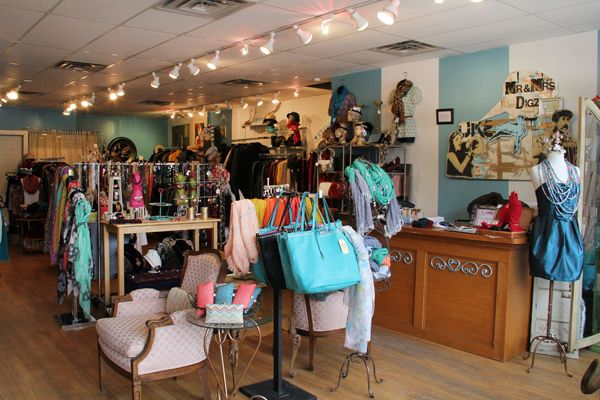 Give Or Get: 7 Awesome Chi-Town Resale Shops #refinery29 Mr. and Mrs. Digz 5668 N. clark 773-447-8527