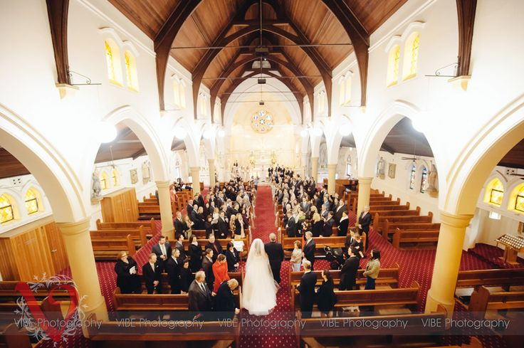 mosman sacred heart church is gorgeous for your ceremony