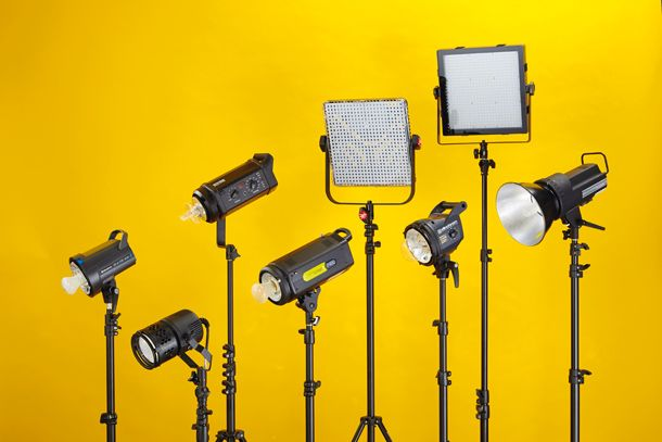 Are you looking for constant lighting or something a bit more flash? In this group test we compare 4 flash heads and 4 constant head for your digital studio to find out which is the best studio lighting for photographers.