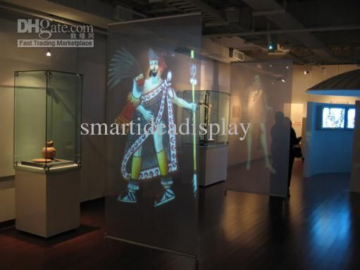 Holographic Window Film,Rear Projection Film, Holographic Screen Factory Sell,!!! 3d Projectors Lcd Projectors From Smartideadisplay, $349.89| Dhgate.Com