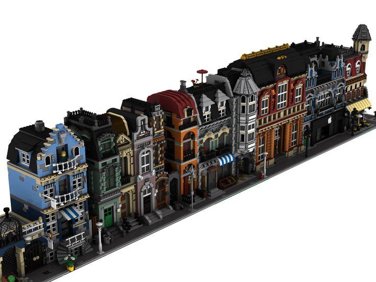 201 best Lego images on Pinterest | Lego ideas, Creativity and Lego