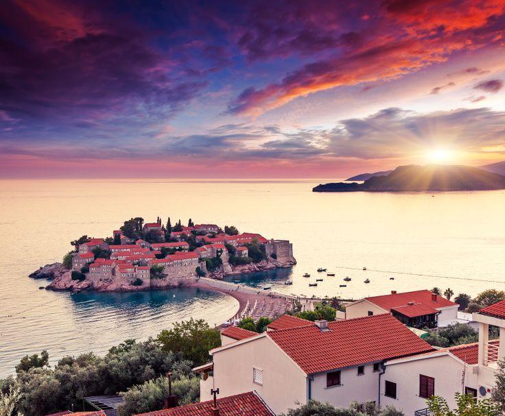 Montenegro - Sveti Stefan, Spa Tours http://www.spa-tours.dk/montenegro/hotel-splendid