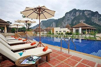 Aonang Cliff Beach Resort, 328 Moo 2, Tambol Aonang, Amphoe, Krabi, TH 81000.  #Thailand
