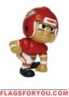 "Kansas City Chiefs Lil' Teammates Series 2 Lineman 2 3/4"" tall"