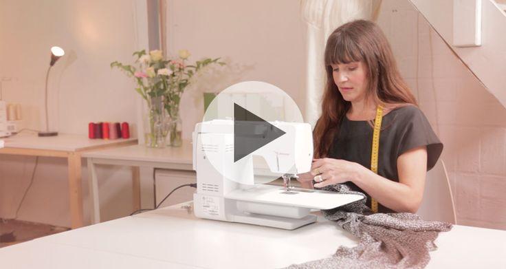 Cours de couture en vidéo (pinces, encolure, épaules, ...)