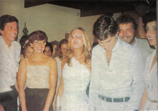 Ayrton senna wedding
