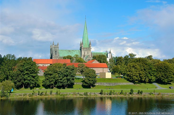 #SousaNeshaug #Summer #Norway #Trondheim #Nidaros #Nidarosdomen (C) Sousa & Neshaug Photography - http://sousaneshaug.com