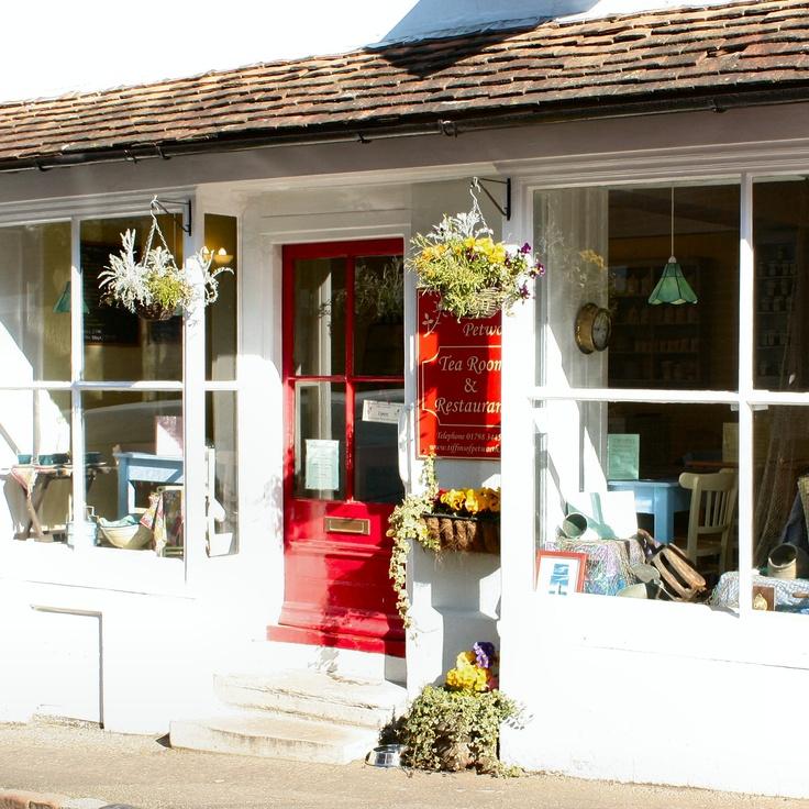 Tiffins Tea Room, High Street