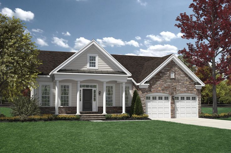 Toll Brothers - Tradition - The Country Manor