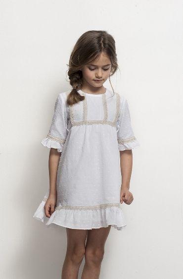 Tartaleta SS14 vestidos elegantes para niñas http://www.minimoda.es