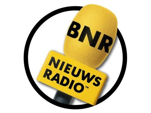 Vanmiddag te gast bij BNR Digitaal