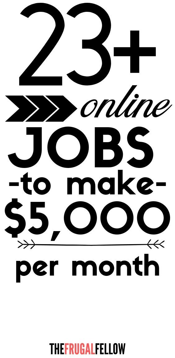 23+ Online Jobs from Home for Students (And Where to Find Them