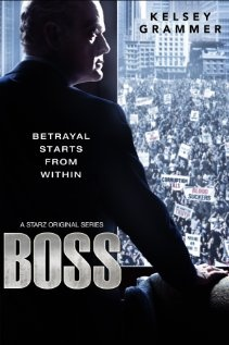 Boss. Another excellent series. Kelsey Grammer just won a Golden Globe for it. The Ides of march was good, but Boss is even better. Politicians follow their own moral, or whatever they think that is. If you are into intelligent tv, thats your series