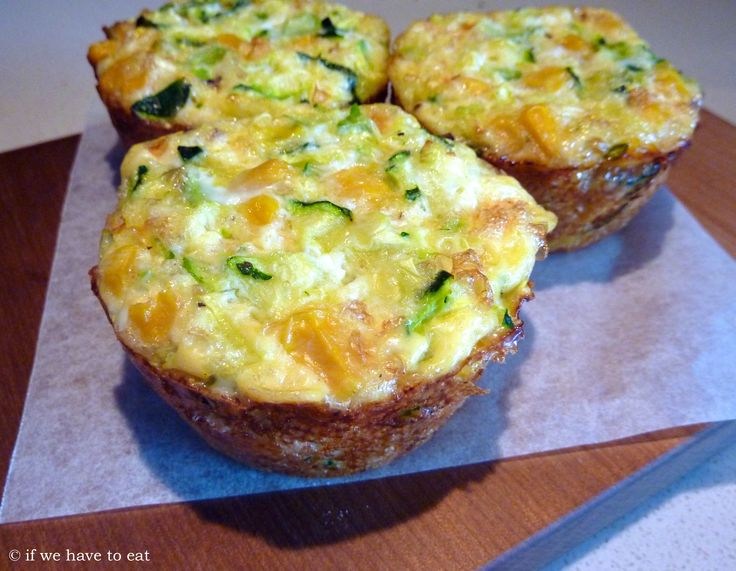 Zucchini Corn Cheese Frittata Thernomix