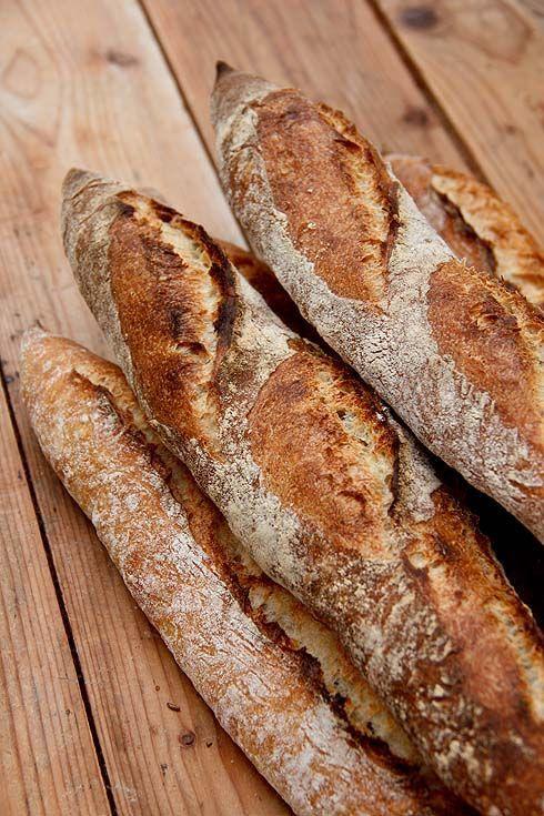 Alm-Rezepte: Hüttenbaguette - Plötzblog - Selbst gutes Brot backenPlötzblog – Selbst gutes Brot backen