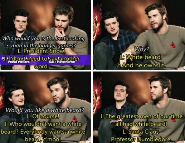 Liam and Josh
