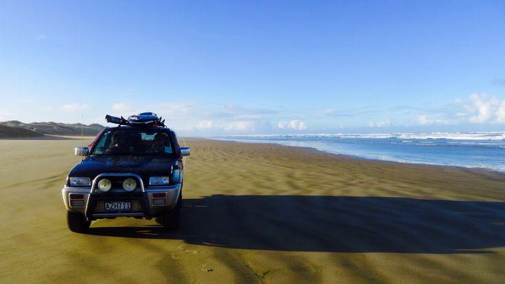 90Miles#Beach#Mistrail