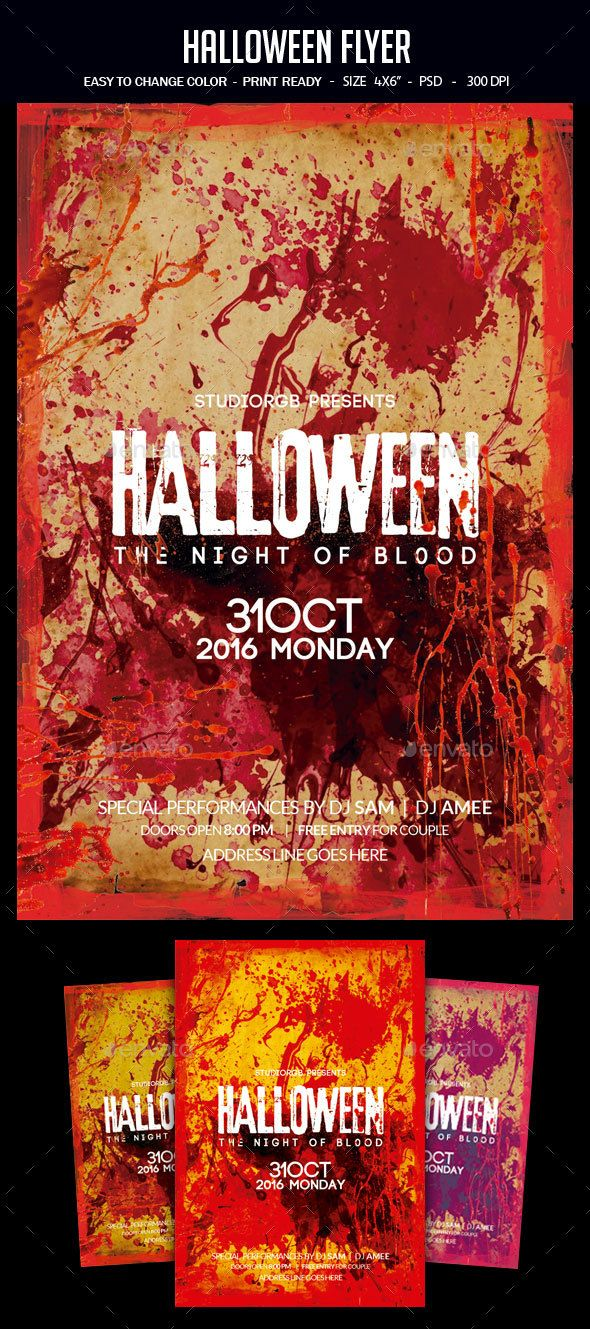 The 25+ best Halloween flyer ideas on Pinterest Halloween poster - halloween party flyer