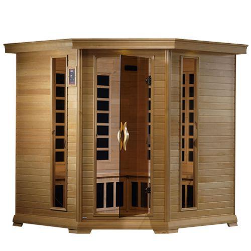 Near Zero EMF 4-5 Person IR Sauna