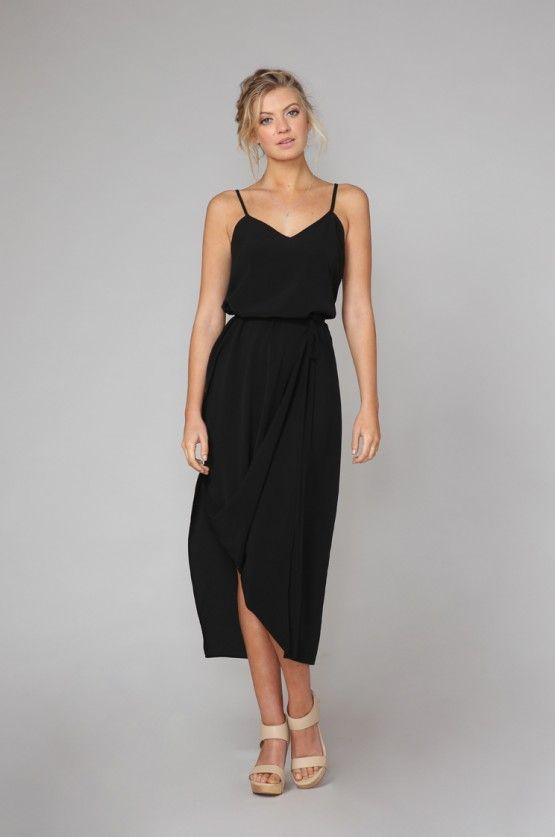 lotus dress // moochi bridesmaid