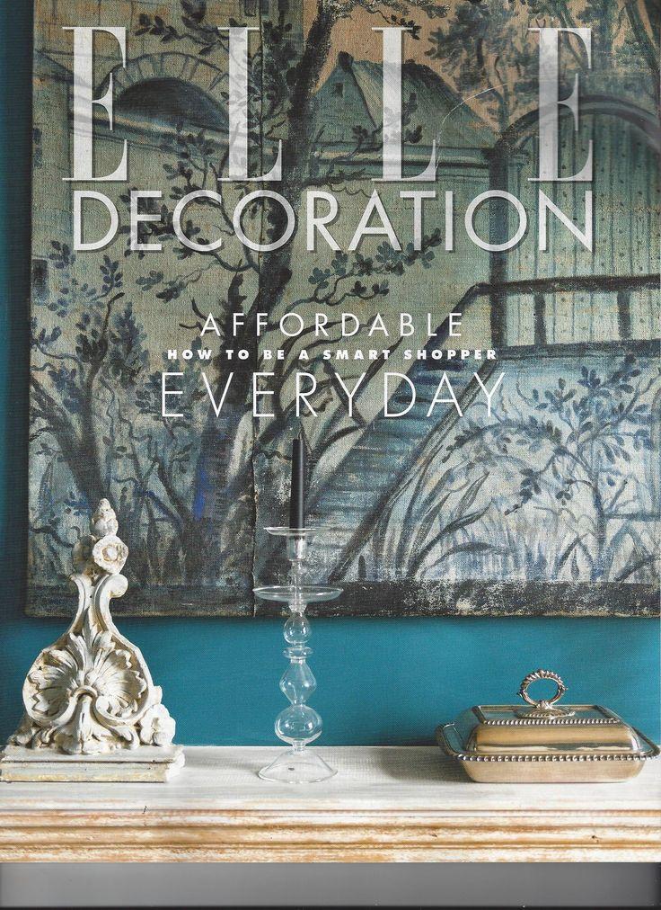 Elle Decoration September 2015