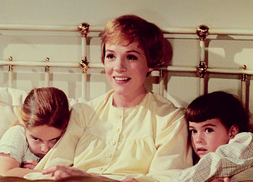 The Sound of Music (1965)-such a beautiful woman!  My favorite movie in the world!  She's inspired my singing ever since I was a young girl.