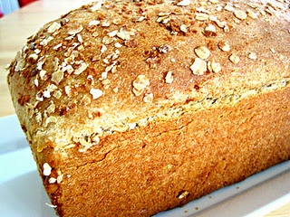 Oatmeal Buttermilk Bread | oh the smell of homemade bread | Pinterest