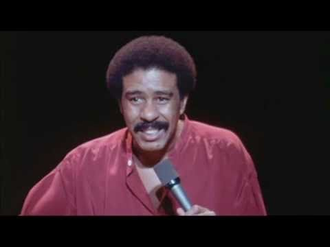 ▶ Richard Pryor-$1.50 cocaine (Hilarious) - YouTube