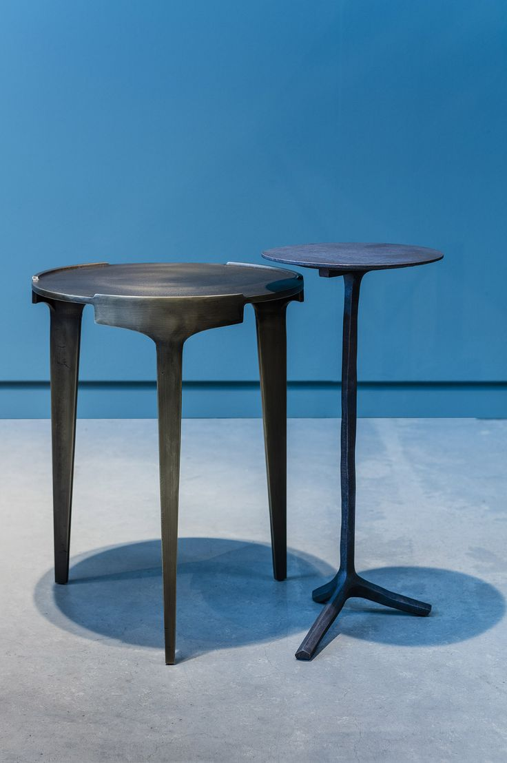 Piet Boon Collection, HERO and KLINK side table. Credits: Sigurd Kranendonk