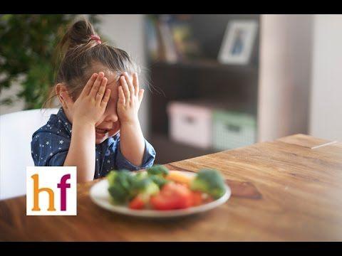 Recomendaciones y trucos para niños mal comedores - YouTube