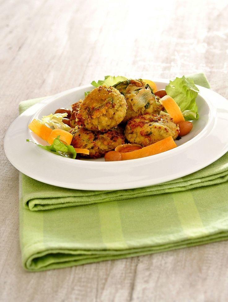 Sono perfette piccole polpette, da preparare se ami i legumi: scopri come realizzare le polpettine di borlotti e scarola secondo la ricetta di Sale&Pepe.