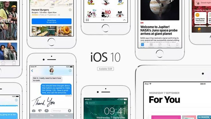 After revealing the iPhone 7 and 7 Plus, Apple is finally releasing iOS 10 for everyone with a compatible device today. Of course you're going to want to set aside some time for playing around with the new software, but if you want to get to the newest features right away, then these are (almost) all the extra tricks that iOS has learned in the last year. Here are 23 things you can do with iOS 10 that you couldn't do before.