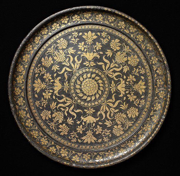 Design & Objets d'Autrefois #1 : Motifs floraux dans l'Art de l'Islam   Archics