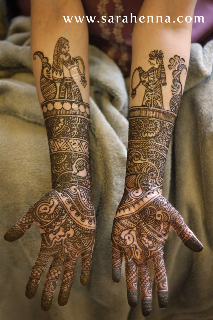 See more henna on our blog at http://www.weddingsonline.in/blog/magical-mehendi-designs-gallery/