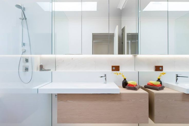 Navlam Sandblasted™ Oak by Minosa Bathrooms