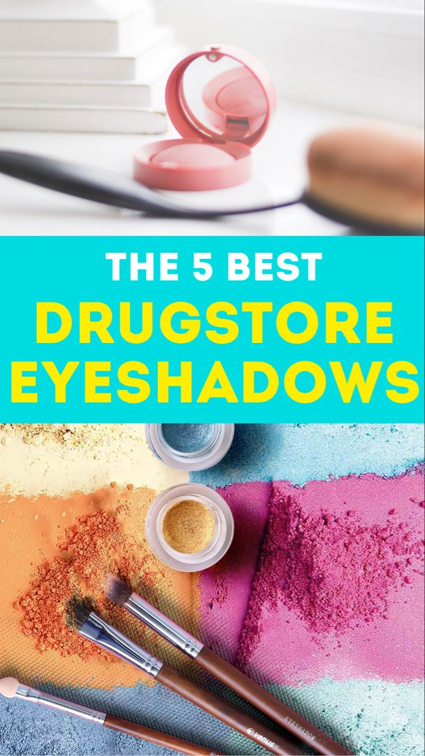 The 5 Best drugstore eyeshadow makeups in 2020 Natural