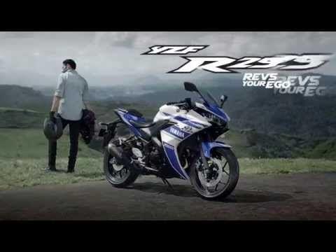 Yamaha R25 Indonesian Ad - Revs your ego