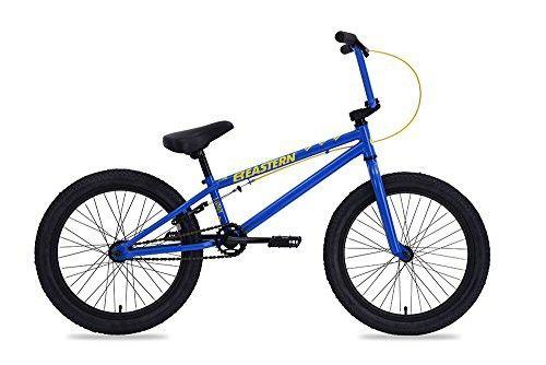 "Eastern Bikes BMX Bike - Lowdown Blue, 20"""